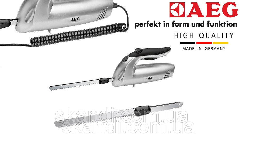 Электрический нож AEG(Оригинал)Германия 180W 2 ножа