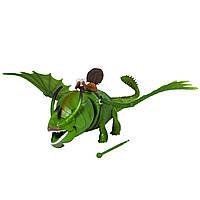 Dreamworks Dragons Дракон Громорог Как приручить дракона