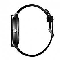 Смарт годинник з тонометром V11 Чорний, фото 3