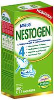 Заменитель грудного молока Nestle Nestogen 4 (Нестле Нестожен) 4, молочная смесь, 350 г