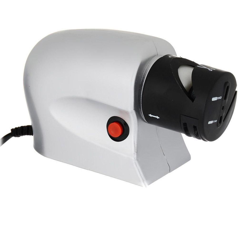 Электрическая точилка для ножей и ножниц 220W HD181, Электроточилка для ножей, Для подтачивания ножей и ножниц