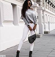 Женская модная кофточка из ангоры