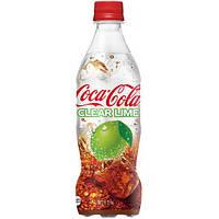 Coca-Cola Clear Lime 500ml, фото 1