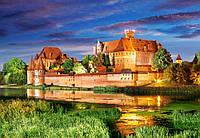 Пазл Сastorland на 1000 элементов Замок Мальборк, фото 1