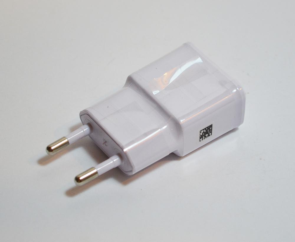Адаптер Samsung 1 USB 1A (Charger Adapter), Сетевое зарядное устройство. Универсальный блок питания самсунг