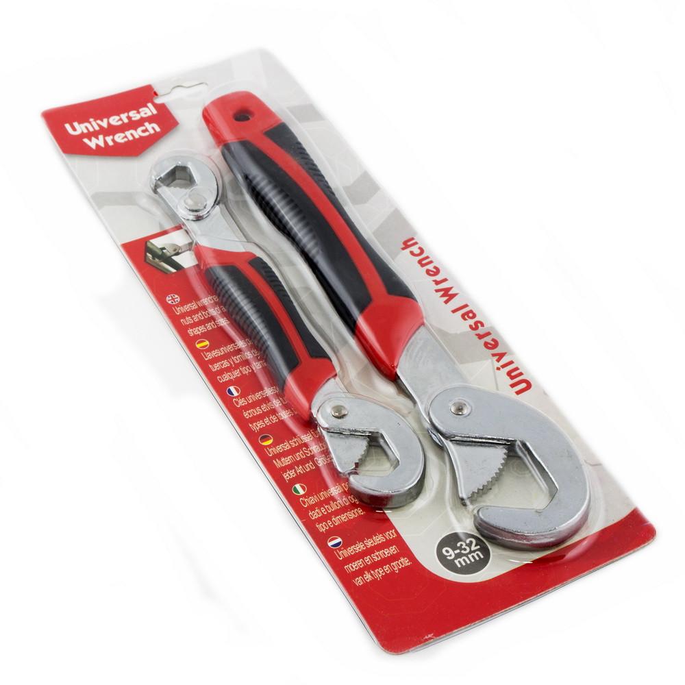 Snap'n grip Универсальный Ключ, Гаечный разводной Ключ, Чудо-ключи от 9 мм до 36 мм