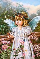 Пазл Сastorland на 1000 элементов Ангел и бабочка, фото 1