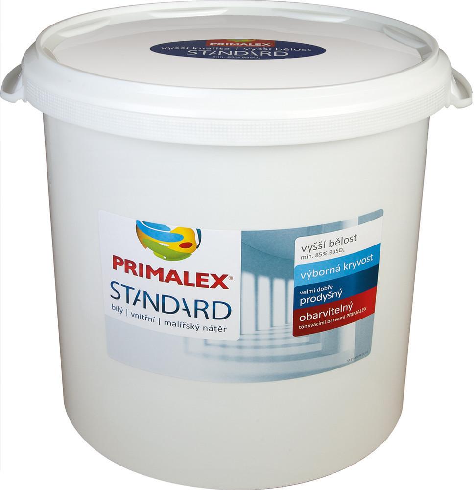 Краска интерьерная Primalex Standard 25kg