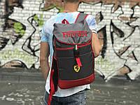 Мужской рюкзак Puma Ferrari, серый