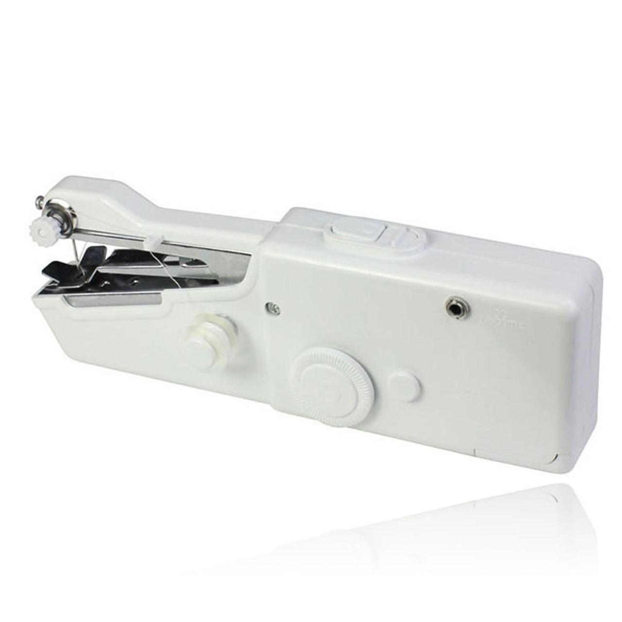 Мини швейная машинка (ручная) Handy Stitch, Портативная швейная машинка, Автономная ручная мини-машинка