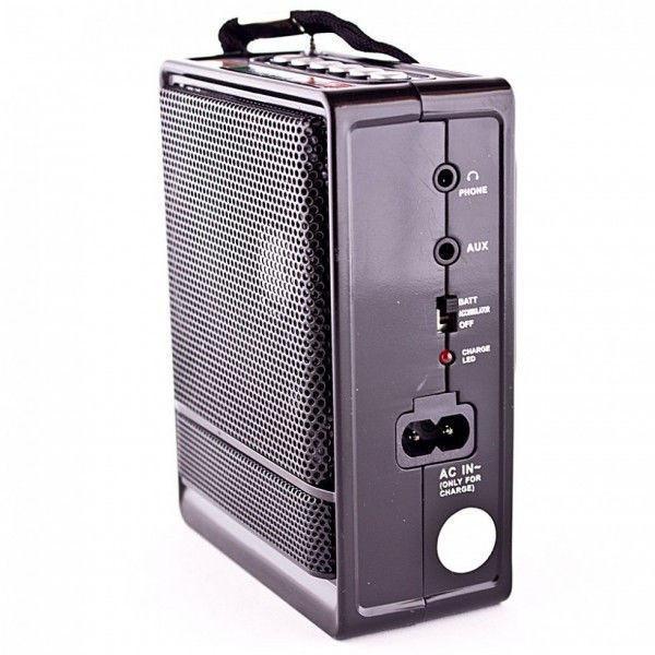 Радиоприемник NS 018U, Радио, Портативное радио, Фм приемник, ФМ радио, Переносной приемник