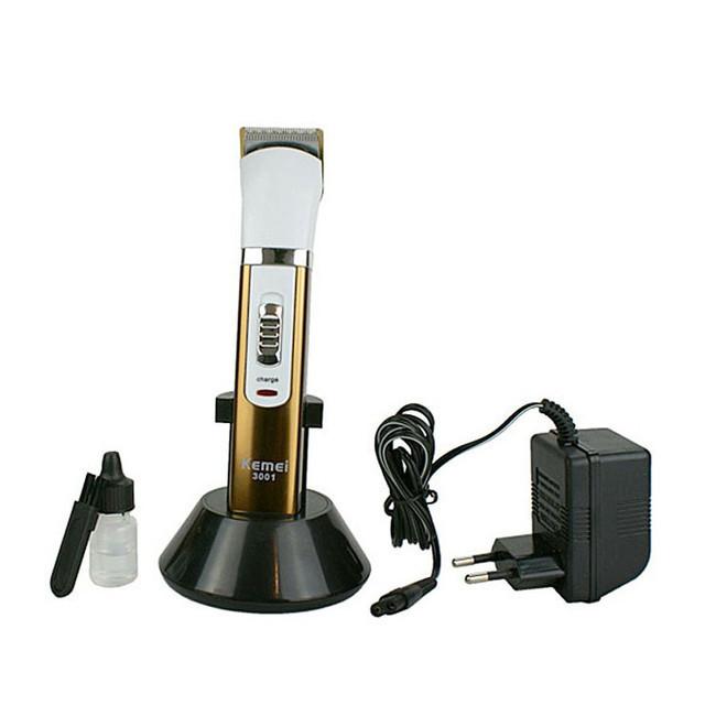 Бритва KM3001A, Машинка для стрижки волос и бороды, Триммер для бороды, Беспроводная машинка для стрижки