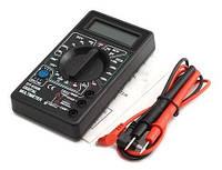 Электронный тестер, Multimeter 830 B, Мультиметр, Вольтметр амперметр, Измеритель тока