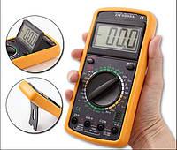Multimeter 9205, Мультиметр digital multimeter, Компактный мультиметр, Тестер цифровой, фото 1