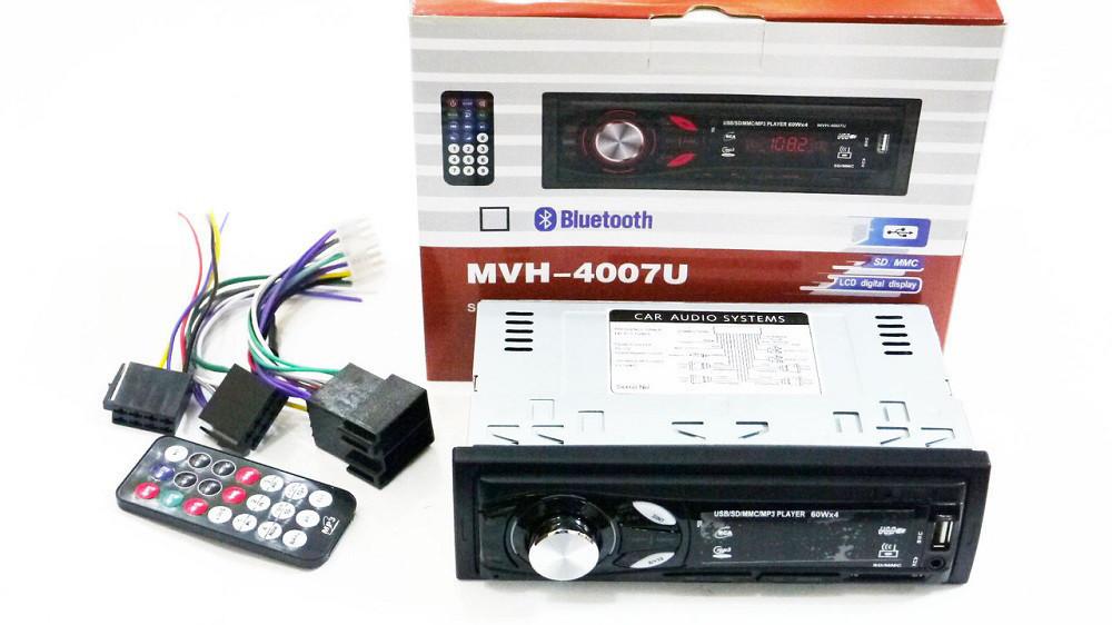 Автомагнитола MP3 4007U ISO, Магнитола 1 DIN, Магнитола Pioneer, Автомагнитола Пионер