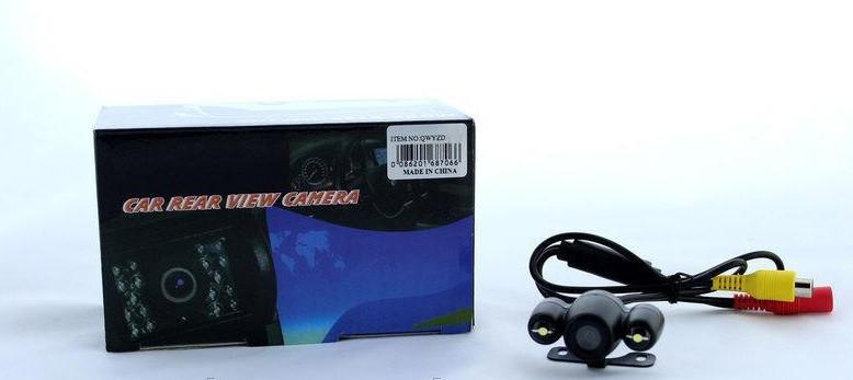 Автокамера CAR CAM. QWY 2D, Камера заднего вида автомобиля, Автомобильная камера, Камера для авто