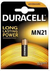 Батарейка DURACELL MN21 BLN  sco