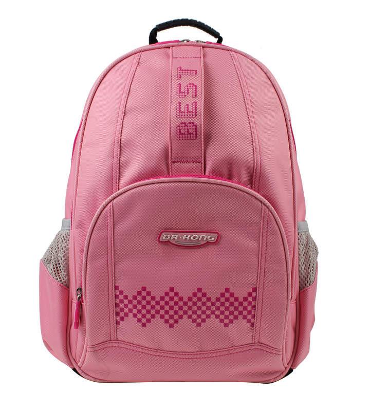Рюкзак   Dr.Kong, Z 206, S, размер 38*28*16, розовый