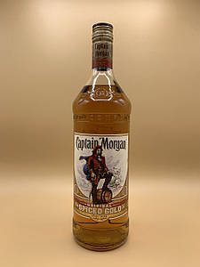 Ром Captain Morgan Gold 1L Капитан Морган Голд 1л
