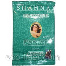 Хна з цілющими травами Шахназ Хусейн (Shahnaz Forever Henna Precious Herb Mix), 200г.