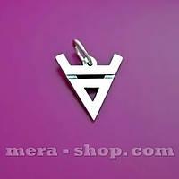 Cимвол Велеса славянский серебряный оберег, фото 1