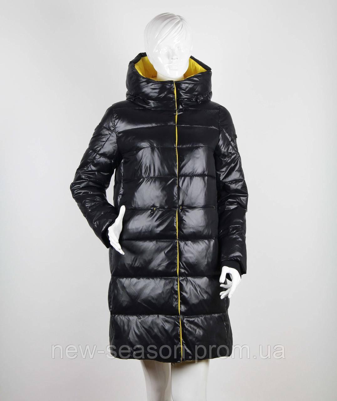 Пуховик зимний TOWMY 2528 черный