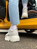 Жіночі кросівки Buffalo London White, фото 3