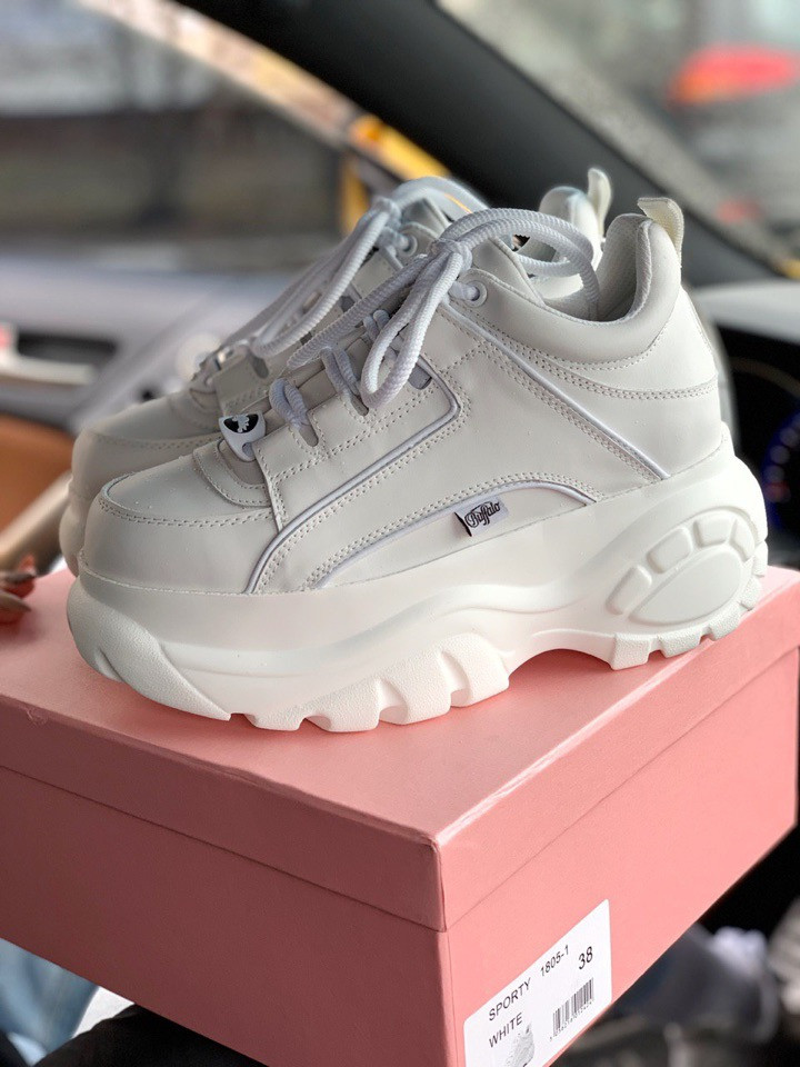 Жіночі кросівки Buffalo London White