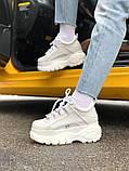 Жіночі кросівки Buffalo London White, фото 8
