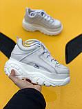 Жіночі кросівки Buffalo London White, фото 9