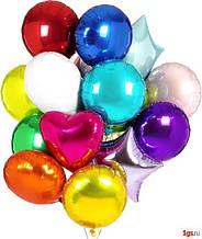Фольговані кульки без малюнка
