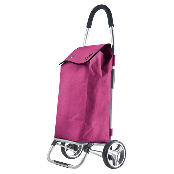 Сумка-тележка ShoppingCruiser Foldable 40 Purple
