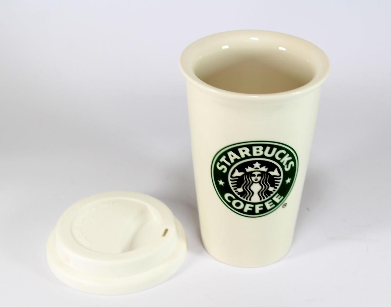 CUP Стакан StarBucks HY101, Керамическая чашка, Термокружка, Стакан для горячих и холодных жидкостей