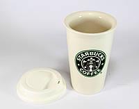 CUP Стакан StarBucks HY101, Керамическая чашка, Термокружка, Стакан для горячих и холодных жидкостей, фото 1