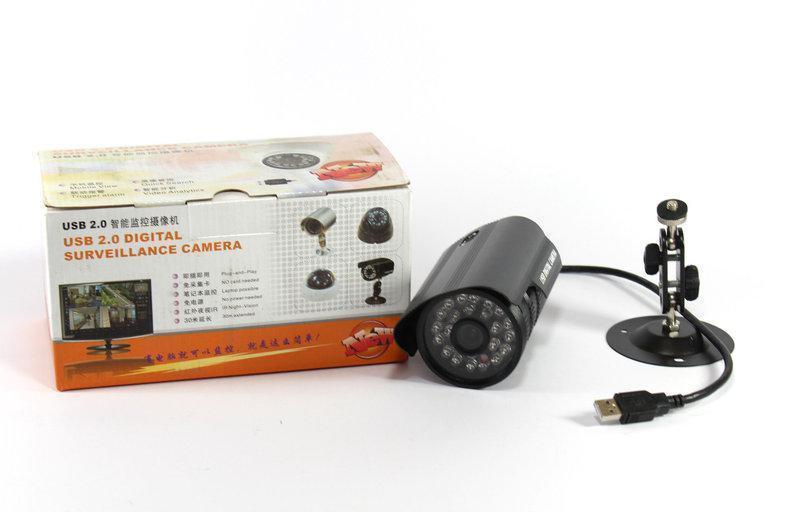 Камера CAMERA USB PROBE, Камера  длявнутреннего и наружного использования, Цветная видеокамера наблюдения