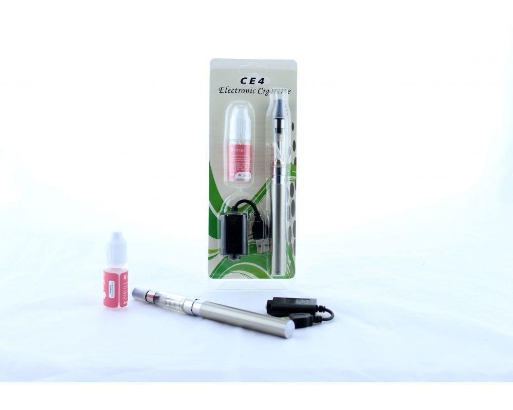 Электронная Сигарета CE4+OIL, Паритель с клиромайзером, Электросигарета, Электронная сигарета от батареи
