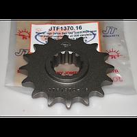 JTF1370.16 Звезда ведущая 16 зубов для мотоциклов Honda ,аналог Sunstar SS 41116