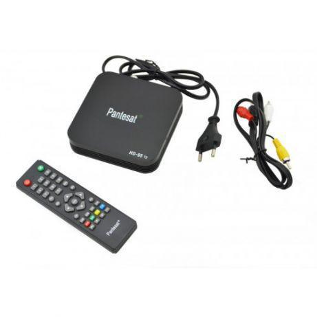 Тюнер DVB-T2 95 HD, Эфирный DVB-T2 ресивер, Цифровой тюнер Т2, Приемник телевизионный, ТВ приставка