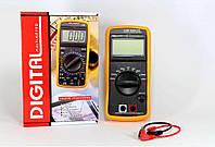 Мультиметр DT CM 9601, Электроизмерительный прибор, Портативный мультиметр, Тестер, Измеритель