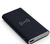 Power Bank Wireless 908, РOWER BANK С QI ЗАРЯДКОЙ, Беспроводное зарядное устройство, Внешний аккумулятор