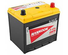 Автомобильный аккумулятор Hankook 6СТ-75 UMF 95D23L