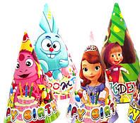 Колпаки для дня рождения Смешарики