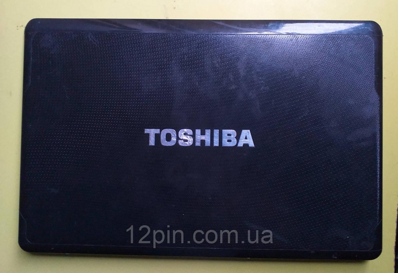 Кришка матриці Toshiba Satellite A660 б.у. оригінал