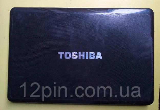 Кришка матриці Toshiba Satellite A660 б.у. оригінал, фото 2