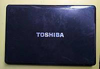 Крышка матрицы Toshiba Satellite A660 б.у. оригинал