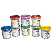Пластилин тесто для детей Genio Kids-Art синий (TA1044V-1)