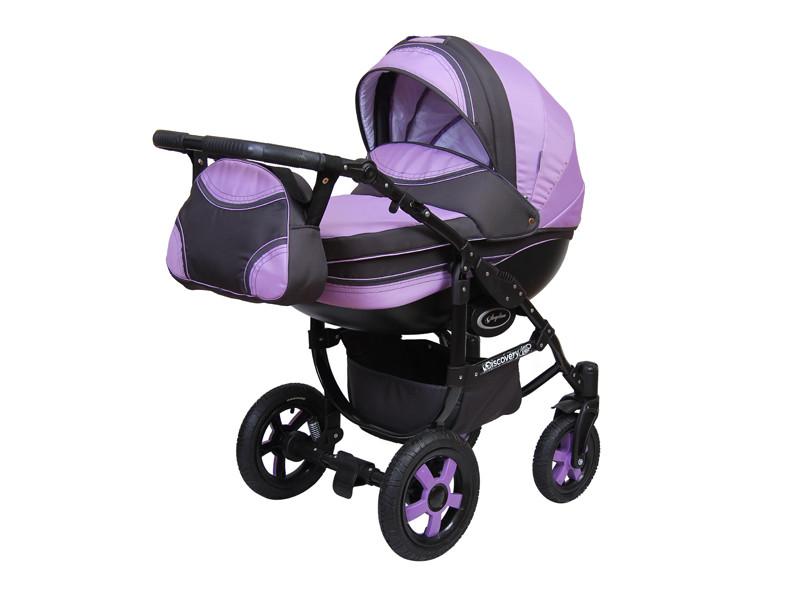 Детская универсальная коляска 2в1 Angelina   Discovery