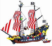 Конструктор BRICK 308 «Пиратский корабль»