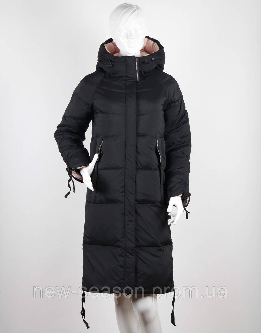 Пуховик зимний TOWMY 2335 черный