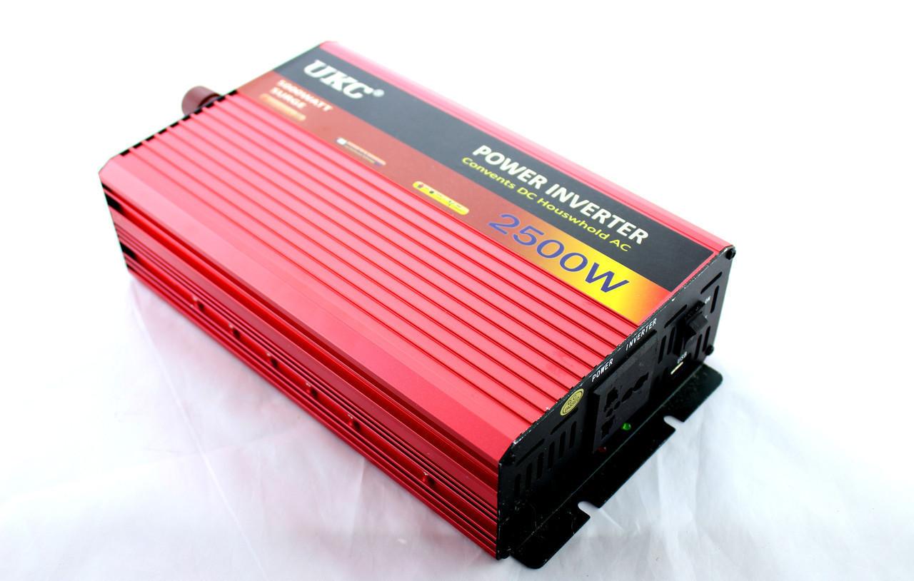 Преобразователь AC/DC AR 2500W, Инвертор, Прибор для преобразования электричества,Плавный пуск преобразователь